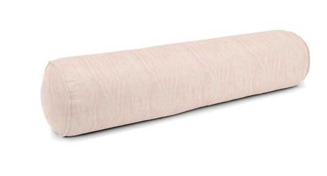 "Tobi Fairley Rivers - Blush, 8"" x 36"" Bolster Pillow - Loom Decor"