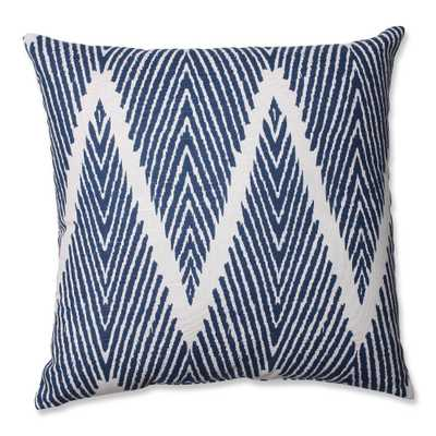 "Navy (Blue) Bali Throw Pillow 16.5""x16.5"" - Pillow Perfect - Target"