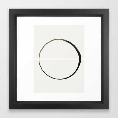 C7 Framed Art Print - Society6