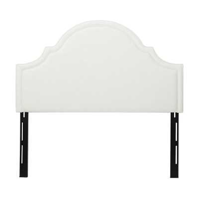 Calvert Upholstered Panel Headboard - Wayfair