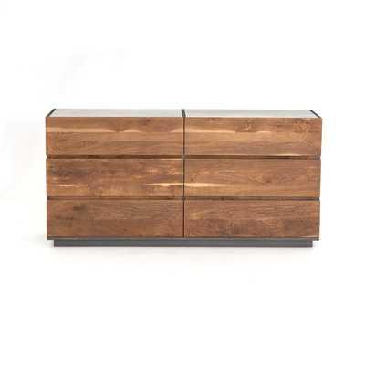 Holland Large 6 Drawer Double Dresser - Perigold