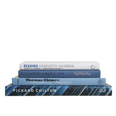 4 PIECE GLACIER STAK AUTHENTIC DECORATIVE BOOK SET - Perigold