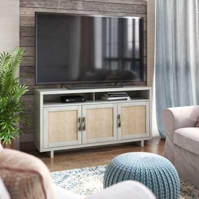 Robledo TV Stand for TVs up to 60- FAIRFAX OAK - Wayfair