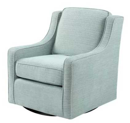 Vineland Armchair in Dusty Aqua - Wayfair