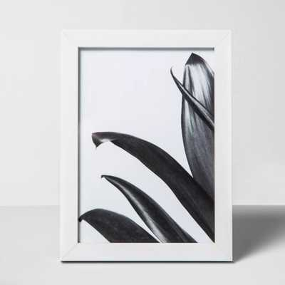 "Thin Single Picture Frame White - Made By Design™ 5"" x 7"" - Target"