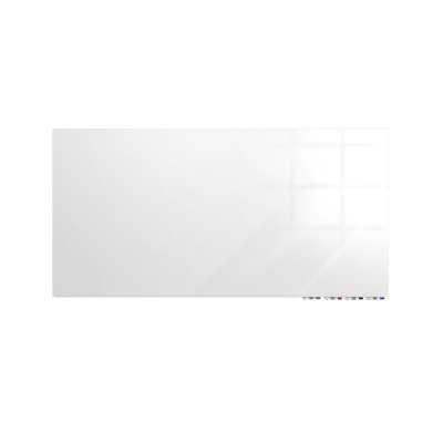 Aria Wall Mounted Magnetic Glass Board - Wayfair