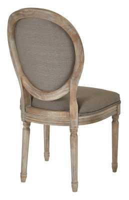 Lilian Oval Back Dining Side Chair - Wayfair