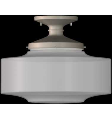 "EASTMORELAND SEMI FLUSH 8"" ON SALE! - Rejuvenation"