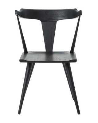 RUTHIE CHAIR, BLACK OAK - McGee & Co.