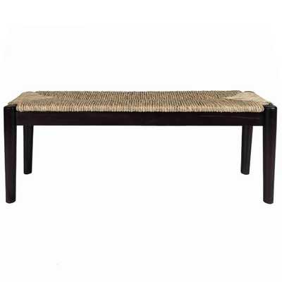 Harlowe Wood Bench - AllModern