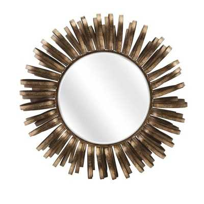 Harlin Wall Mirror - Mercer Collection