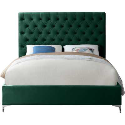 Dermott Upholstered Platform Bed - Wayfair