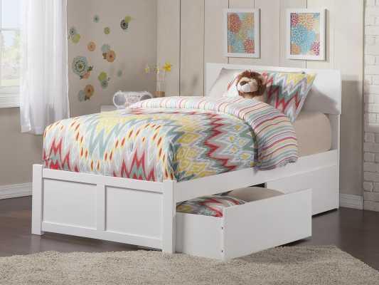 Wrington Storage Platform Bed - Wayfair