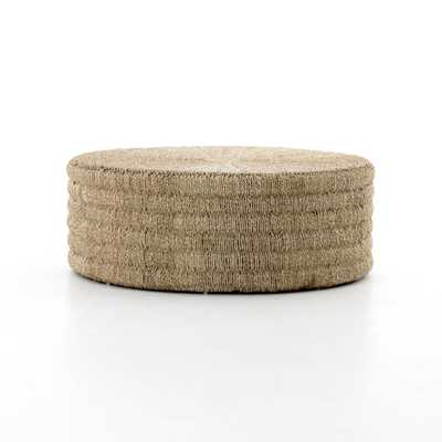 Pascal Coffee Table in Light Natural - Burke Decor