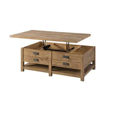 Renee Lift Top Coffee Table with Storage - Wayfair