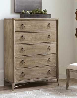 Dilbeck 5 Drawer Chest - Wayfair