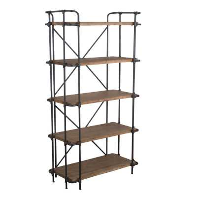 Ebba Etagere Bookcase - Wayfair