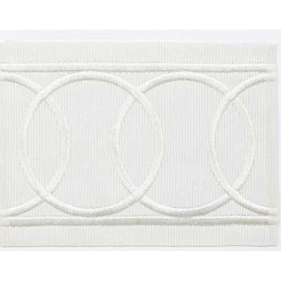 Tapes Galore Vercelli Fabric, White - Wayfair