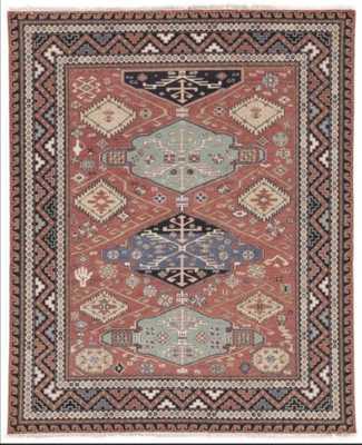 Jaimak - JM37 8'x10 Rug - Collective Weavers