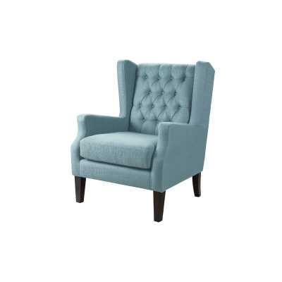 Allis Wingback Chair - Wayfair