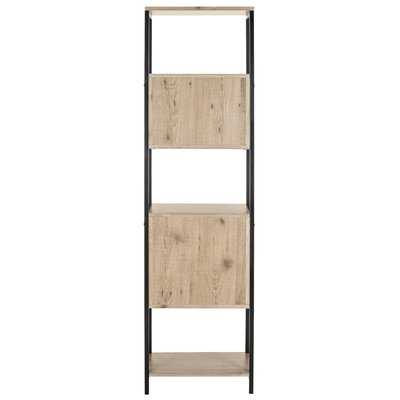 Willene Mid Century Standard Bookcase - AllModern