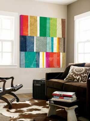 Colorful Abstract - art.com