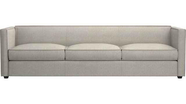club 3-seater sofa - CB2