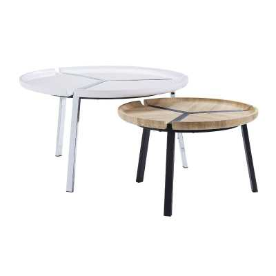 Maselek Nesting Coffee Table - Wayfair