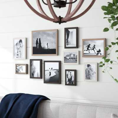 10 Piece Sturminster Gallery Picture Frame Set - Birch Lane