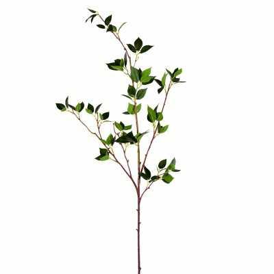 Middle Leaf Cherry Stems (Set of 3) - Wayfair