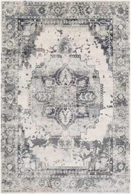 """Aura Silk - 7'10"""" x 10'3"""" Area Rug - Neva Home"""