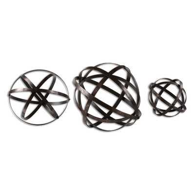Stetson Spheres, S/3 - Hudsonhill Foundry