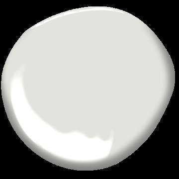 Paper White - Benjamin Moore