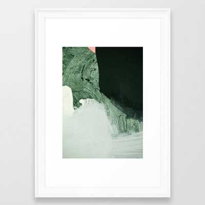minimalist painting 05 Framed Art Print - Society6