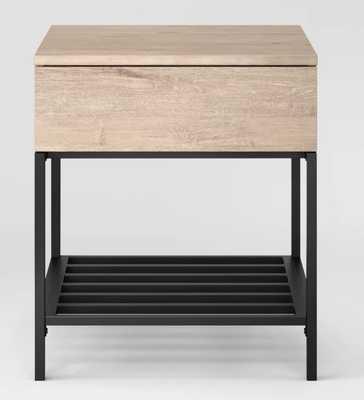 Loring End Table - Project 62™, Vintage Oak - Target