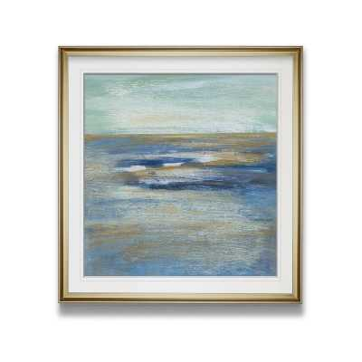 'Tuscan Shore II' Oil Painting Print - Wayfair