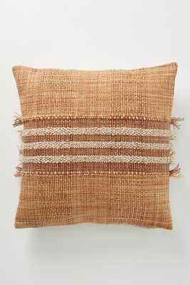 Woven Bailey Pillow - Anthropologie