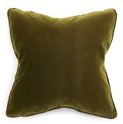 Lucca Olive Green Pillow Set of 2 - Article