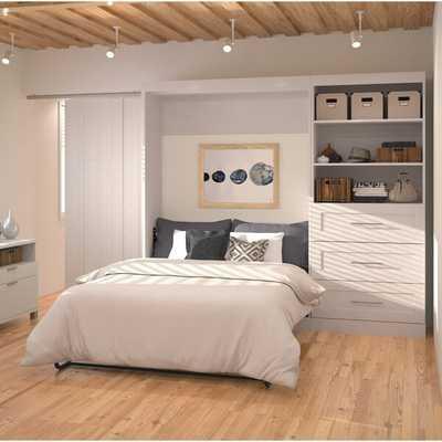 Walley Storage Murphy Bed - Queen - AllModern