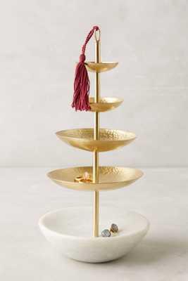 Tasseled Jewelry Stand - Anthropologie