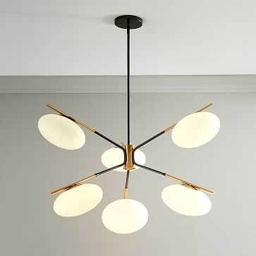 Champignon Chandelier - West Elm