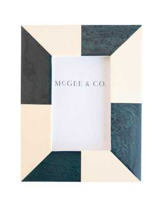 "COLORBLOCK FRAME - 4"" x 6"" - McGee & Co."