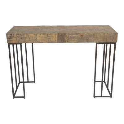 "Lilly 49"" Solid Wood Console Table - AllModern"