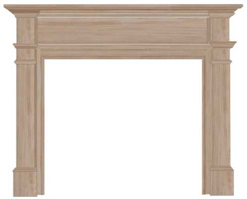 The Windsor Fireplace Mantel Surround - Wayfair