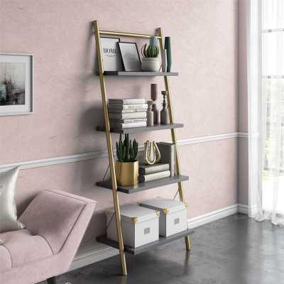 Nova Ladder Bookcase - Wayfair
