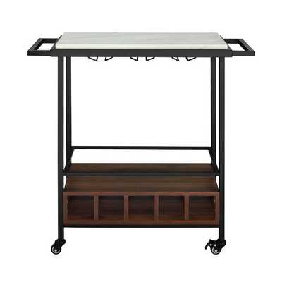 Moshe Bar Cart - Birch Lane