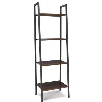 Macy Ladder Bookcase - Wayfair