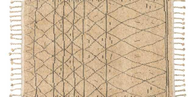 TF-02 MH NATURAL / GREY - Loma Threads