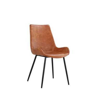 Ewald Modern Upholstered Dining Chair (Set of 2) - Wayfair