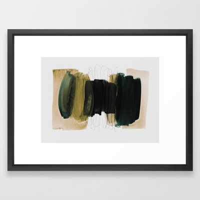 minimalism 3 Framed Art Print - Society6